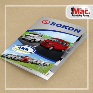 brochure for SOKON